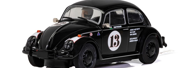 Scalextric la VW Beetle de Drew Pritchard - Goodwood 2018 - C4147