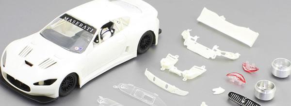 Slot.it: les différents kits de la Maserati GT3