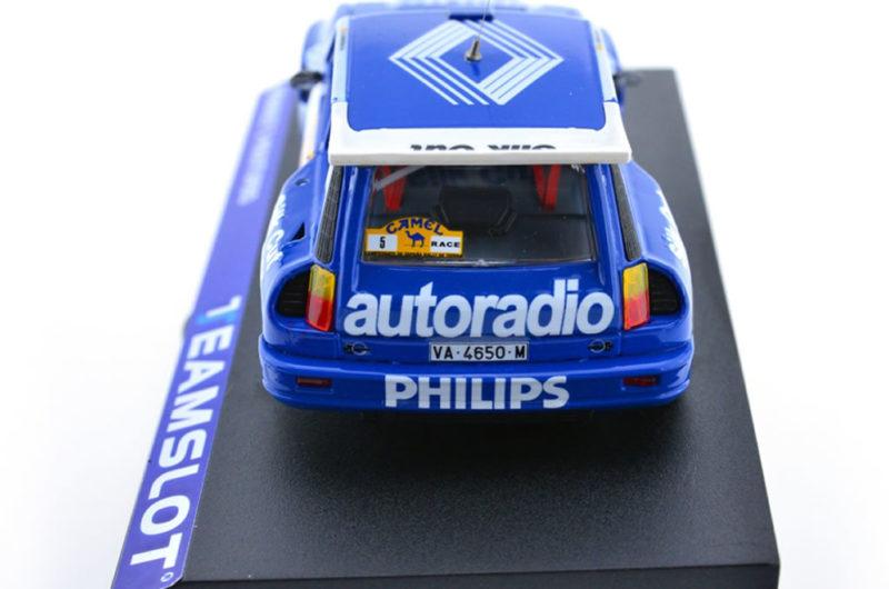 Team Slot la Renault 5 Maxi Turbo Philips Auto Radio 4x4 #5