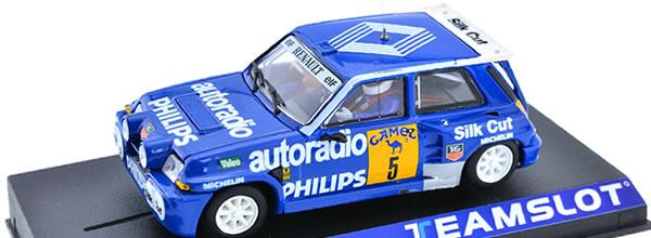 Team Slot: la Renault 5 Maxi Turbo Philips Auto Radio 4×4 #5