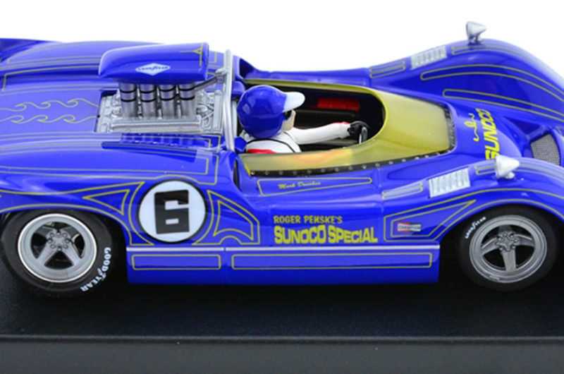 Thunder Slot - la McLaren M6A Can-Am Sunoco