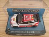 BTCC Honda Civic – Scalextric
