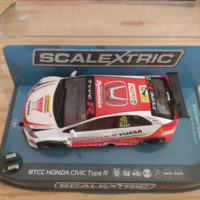 BTCC Honda Civic – Scalextric