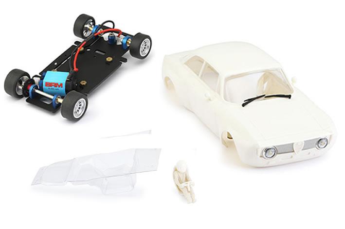 kit blanc de l'Alfa GTA – RTR- réf BRM108A