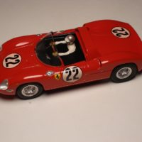 voiture de slot 1/24 Monogram