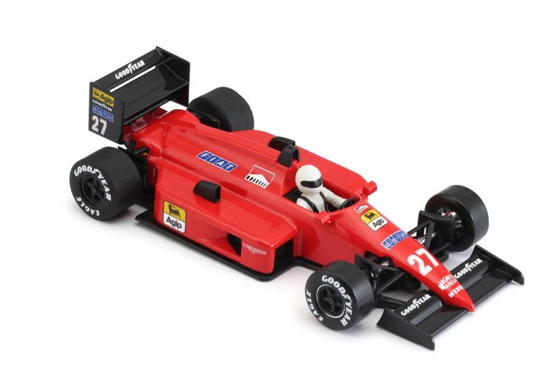 0164IL - Formula 8689 RED Italia # 27