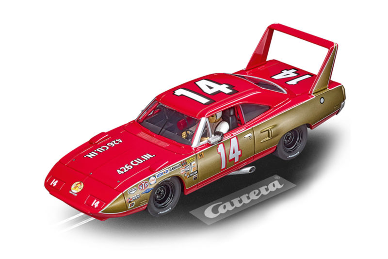 Carrera- Plymouth Superbird No.14 Richard Brickhouse - Ref - 27640