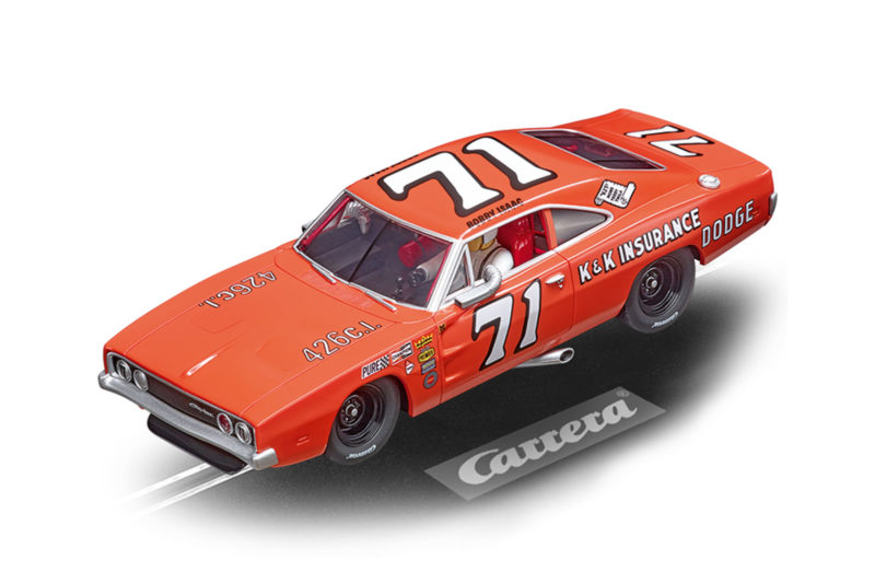 Carrera- la Dodge Charger 500 No.71 Bobby Isaac - Ref - 27639