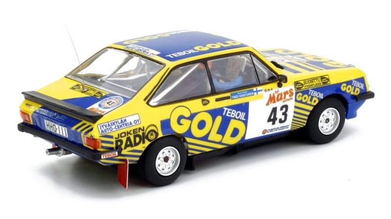 Ford Escort MKII RS200 réf PDV01012707 - Team Slot