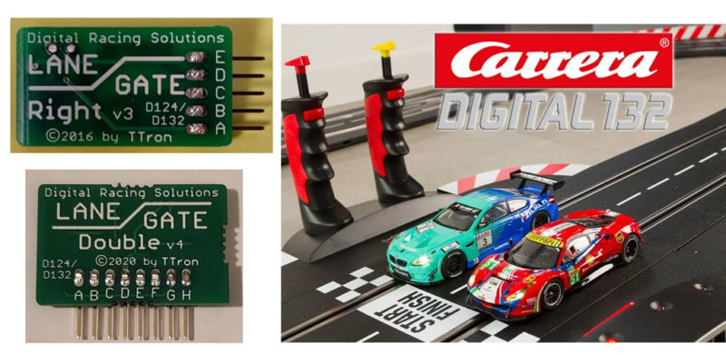 Lane Gate by Digital Racing Solutions