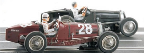 Le Mans miniatures: la Bugatti Type 59 en projet