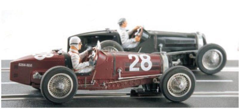 Le Mans miniatures la Bugatti Type 59 en projet