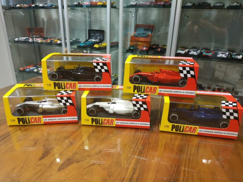 Monoposto F1 Pilocar CarR07-noir Car07-rouge Car07-argent Car07-blanc Car07-bleu
