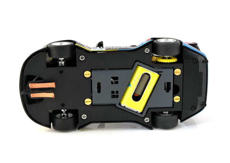 PSR des Revoslot avec des châssis plastique 3D