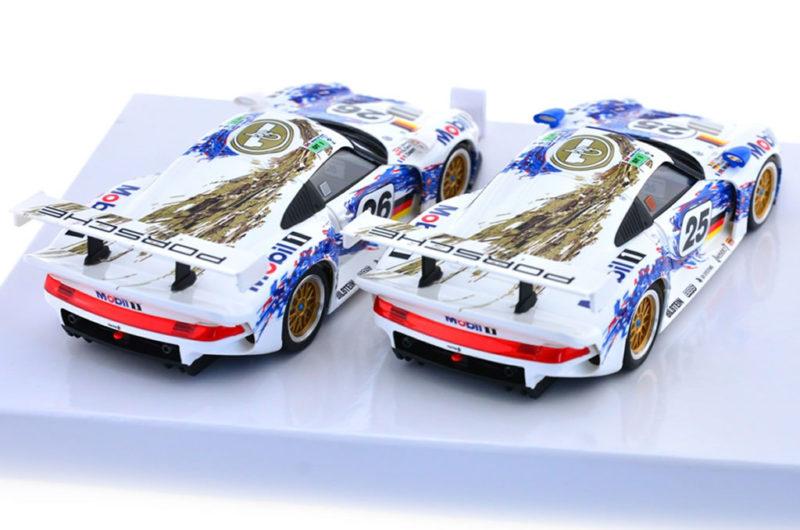 Revoslot: les photos du coffret Porsche 911 GT1 Mobil-1 - RS-0064