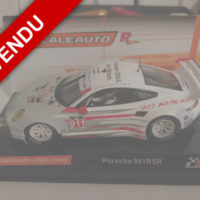 Vends Scaleauto Porsche 991 24h Daytona 2014