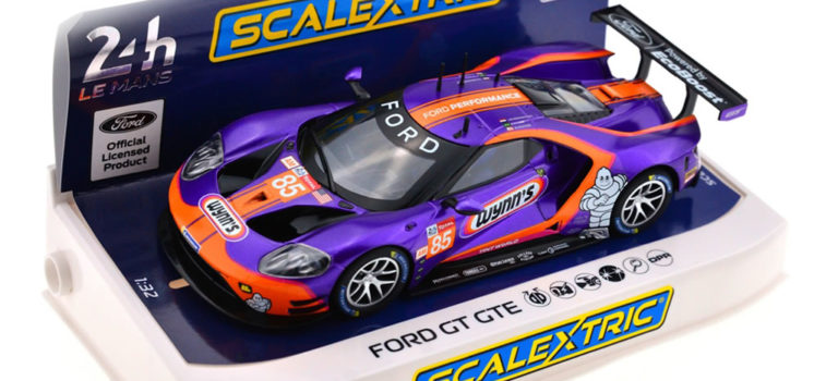 Scalextric: les photos de la Ford GT GTE – Wynn's Le Mans 2019
