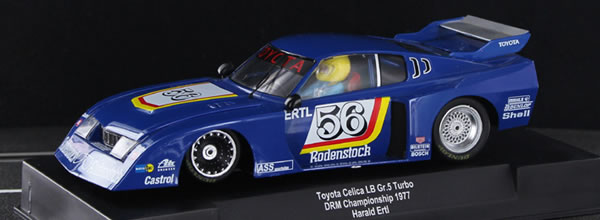 Sideways la Toyota Celica LB Gr.5 DRM Championship 1977 Harald Ertl - SW67