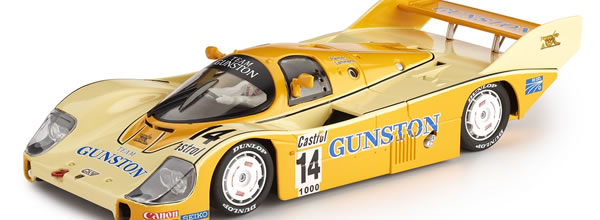 Slot.it: La Porsche 956 KH 1983 – Kyalami 1000 Km (CA09i)