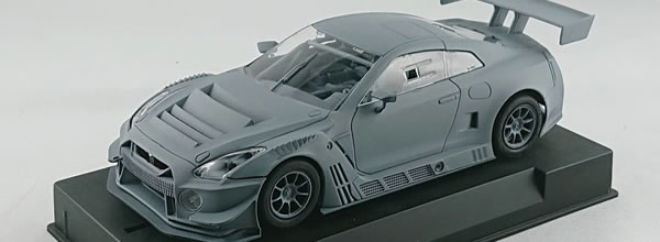 Slot.it: Nissan GT-R GT3 Premières photos et premiers tours de piste pour le prototype