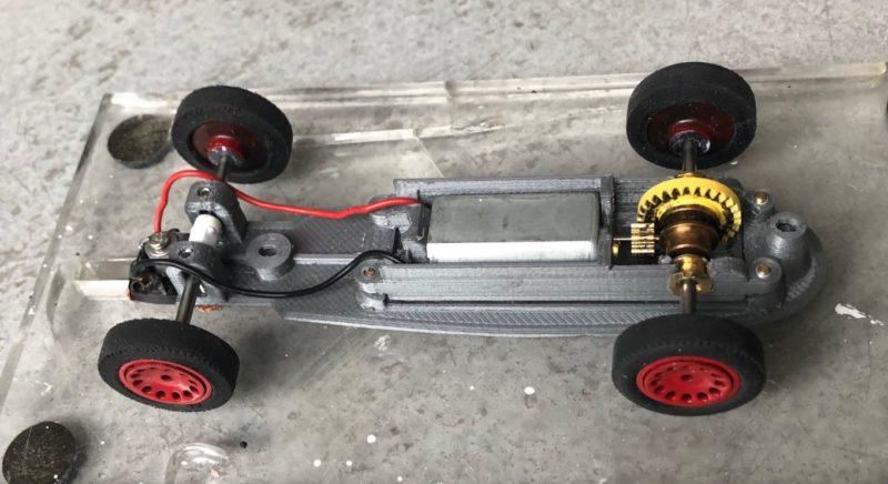 châssis impression 3D PLA FastenBelts