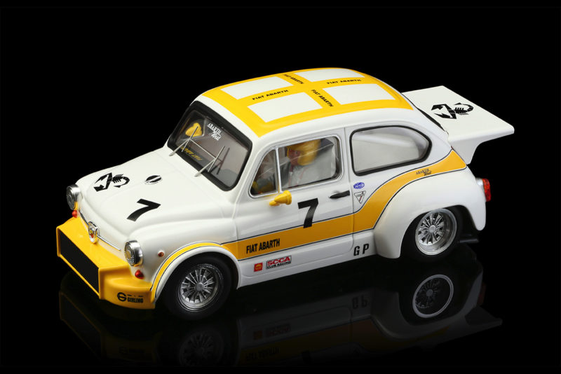 BRM la Fiat Abarth 1000 TCR SCCA Championship #7