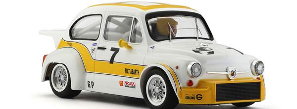 Fiat Abarth 1000 Berlina Corse #7