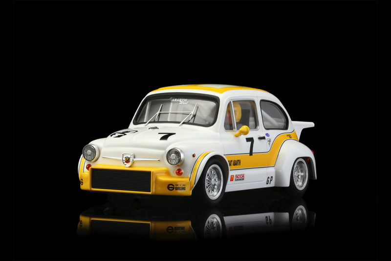 BRM: la Fiat Abarth 1000 TCR SCCA Championship #7
