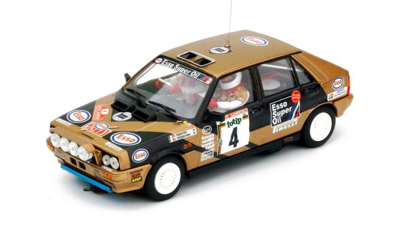 LANCIA DELTA HF 4WD Rally San Remo 1987 #4