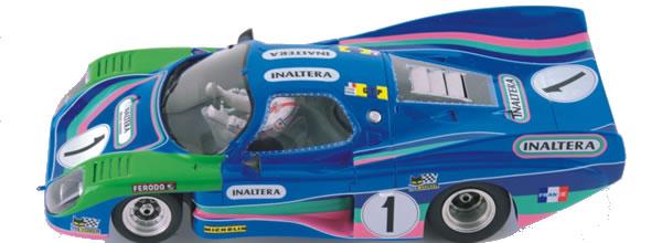 Le Mans miniatures: Les deux Inaltera GT le Mans 76 en projet.
