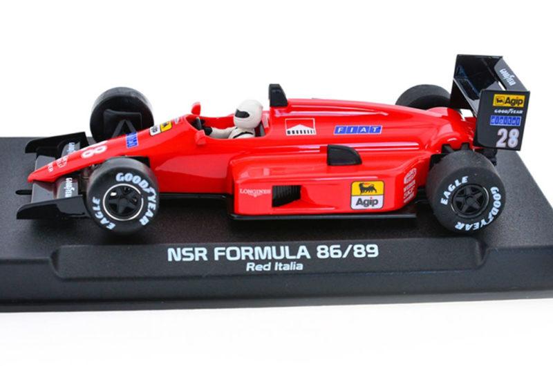 0146IL – Formula 86/89 RED Italia # 28