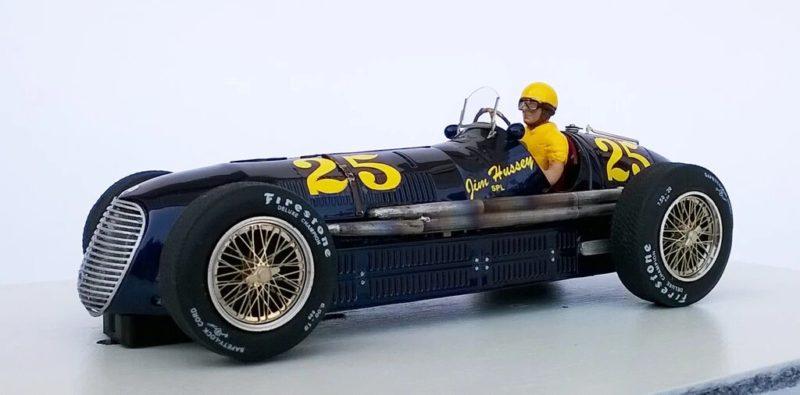 Ostorero Slot Models - La Maserati 8CTF - Indianapolis 500 - 1946