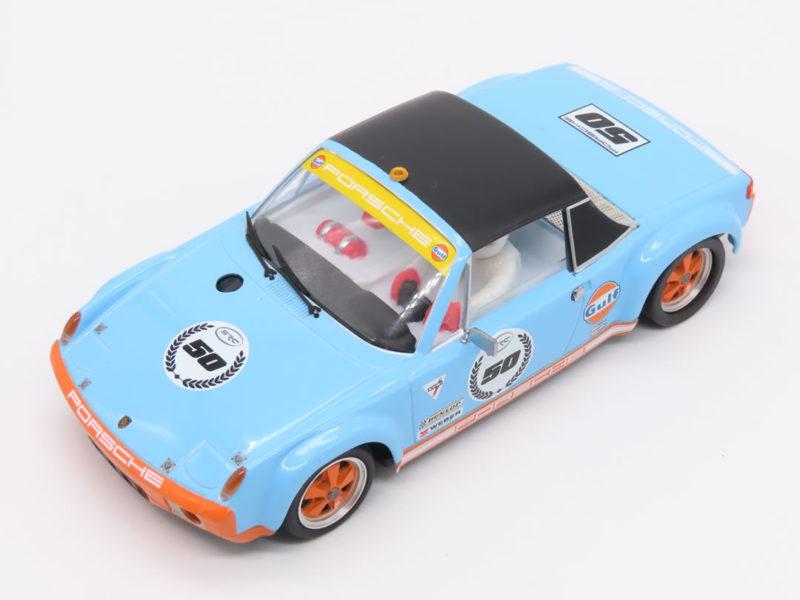PORSCHE 914-6 GT GULF-50 Aniversario Circuit - 52012-1
