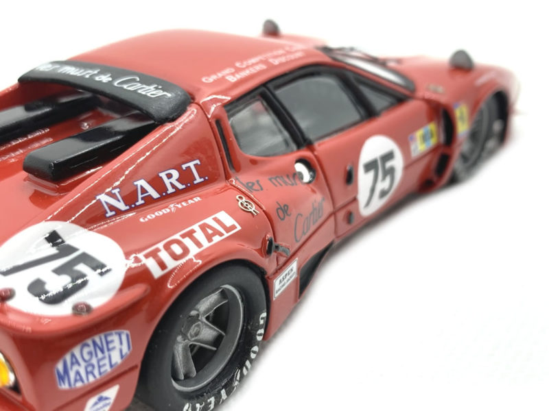 PRS – Ferrari 365 GT4 BB # 75 LM 1977 - CN32010
