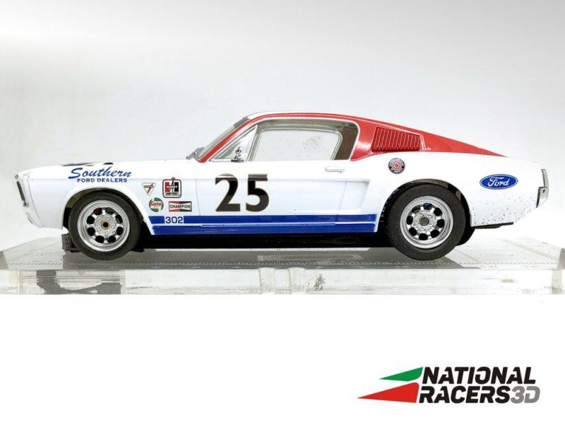 Pioneer Mustang Fastback 68