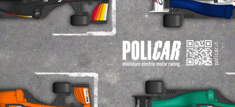 Policar: les F1 de la collection GEMS (Golden Era of MotorSport) arrivent