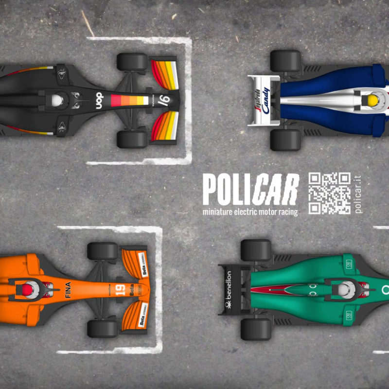 Policar: le projet GEMS (Golden Era of MotorSport)