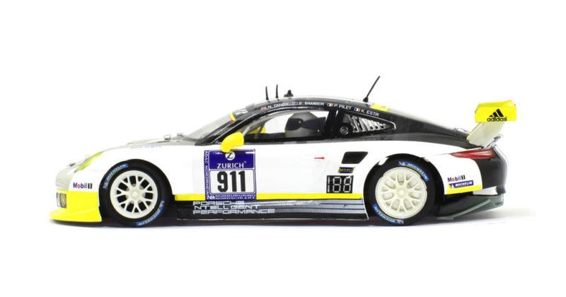 Porsche 911 GT3 Team Mantey 24H. Nurburgring 2016 #911 R-Version AW - SC-6212R