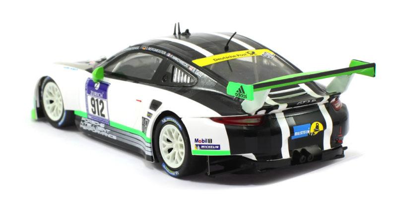 Porsche 911 GT3 Team Mantey 24H. Nurburgring 2016 #912 R-Version AW - SC-6213R