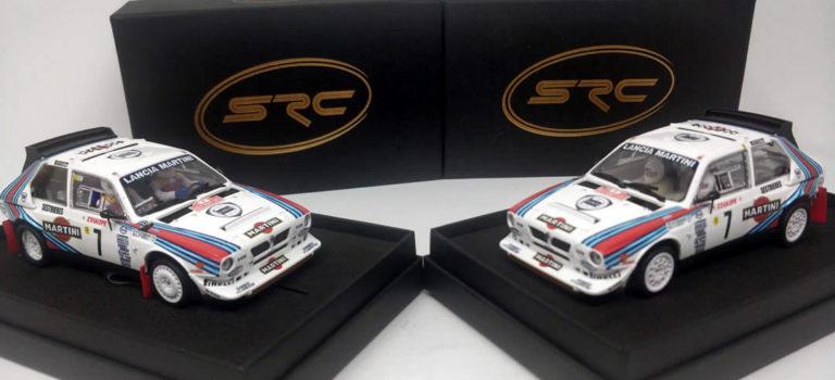 SRC: La Lancia Delta S4 Martini Monte-Carlo 86 – tous les détails [photos]