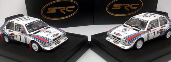 SRC: La Lancia Delta S4 Martini Monte-Carlo 86 - tous les détails [photos]