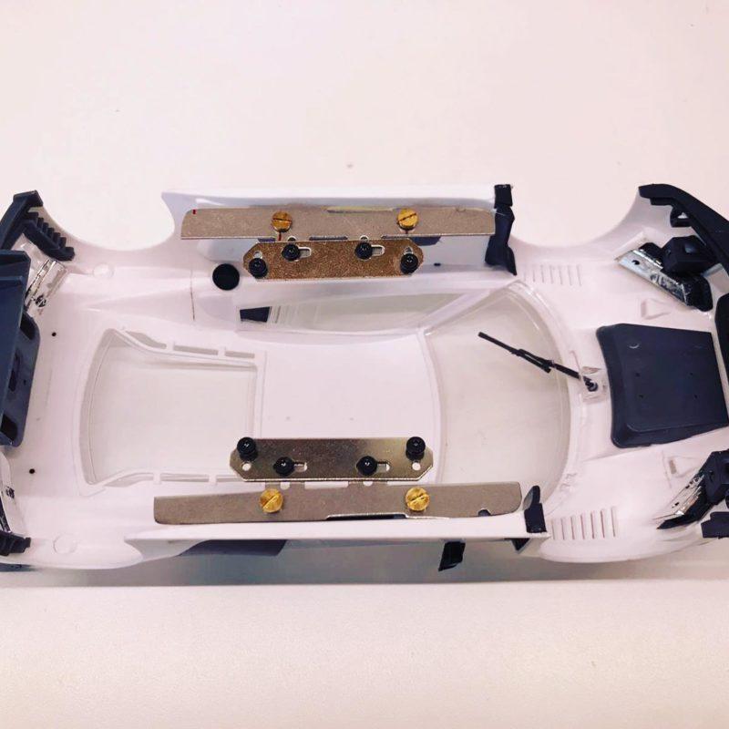 Scaleauto les photos du prototype de la nouvelle R8 LMS GT3 1-24