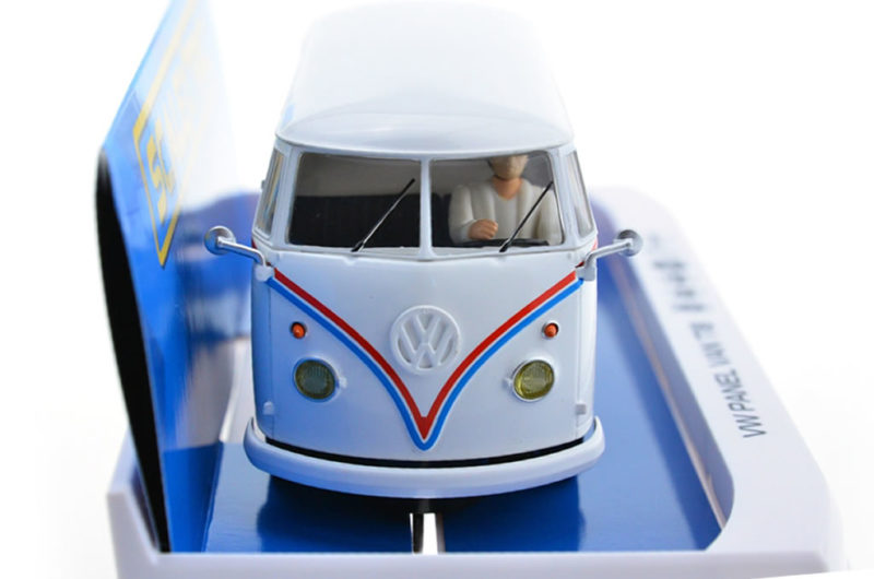 Scalextric: le combi VW Team Brumos