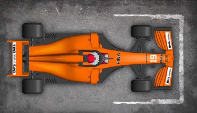 Surtees TS20 - 1978 - Renée Arnoux