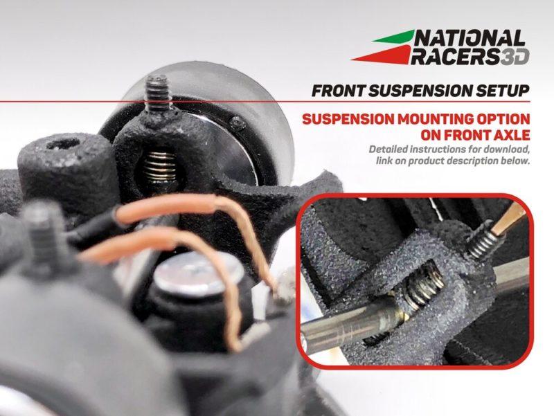 Suspension National Racers 3D
