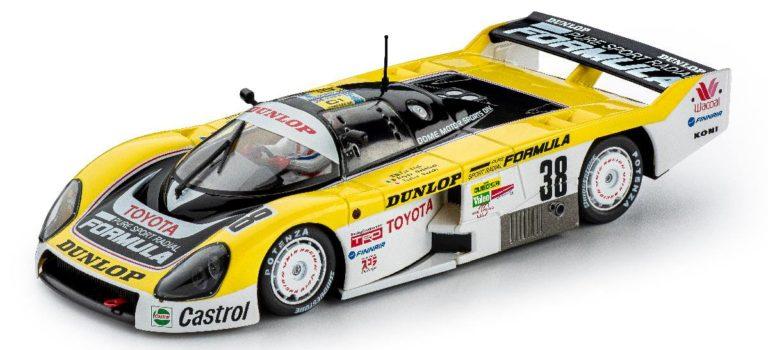 Slot.it: La Toyota 86C 24 Heures du Mans en 1986.