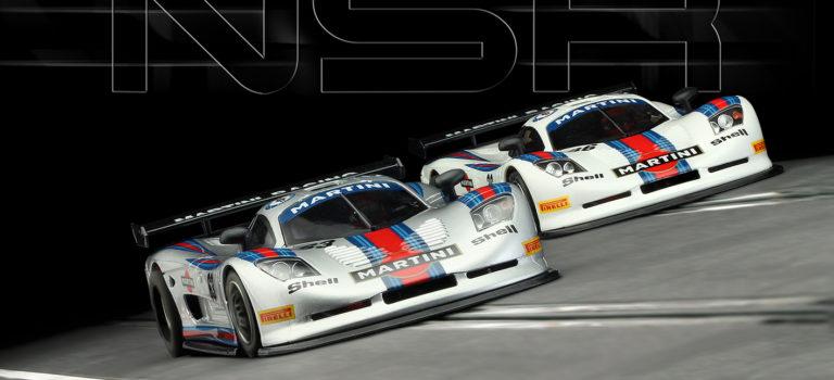 NSR: les deux Mosler MT900 R Martin Racing