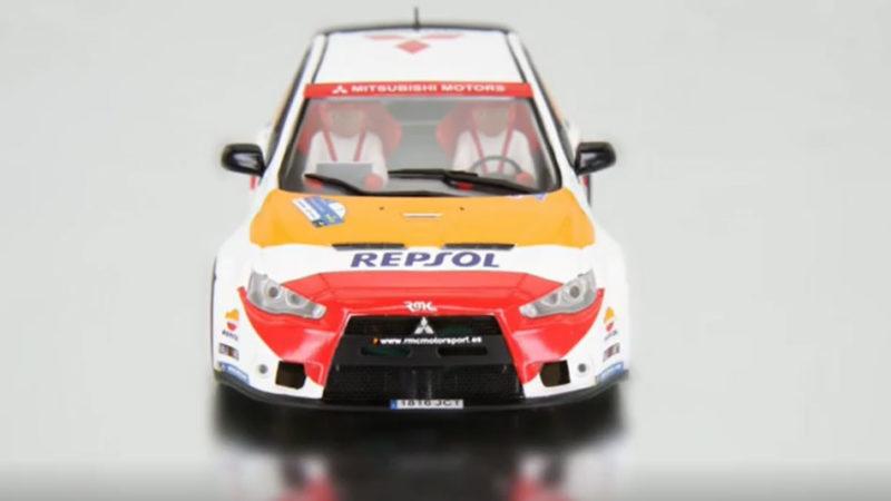50807 Avant Slot - Mitsubishi Evo X – Repsol