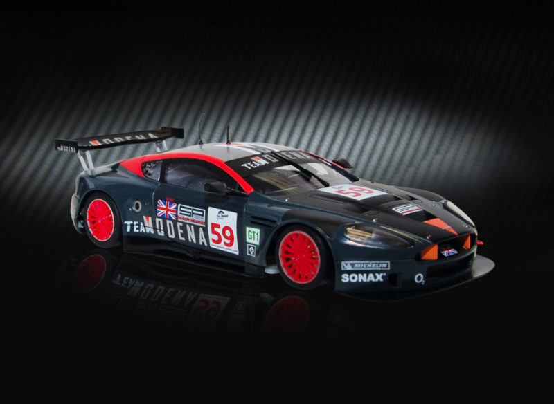 Black Arrow: l' Aston Martin DBR9 Modena version 2020