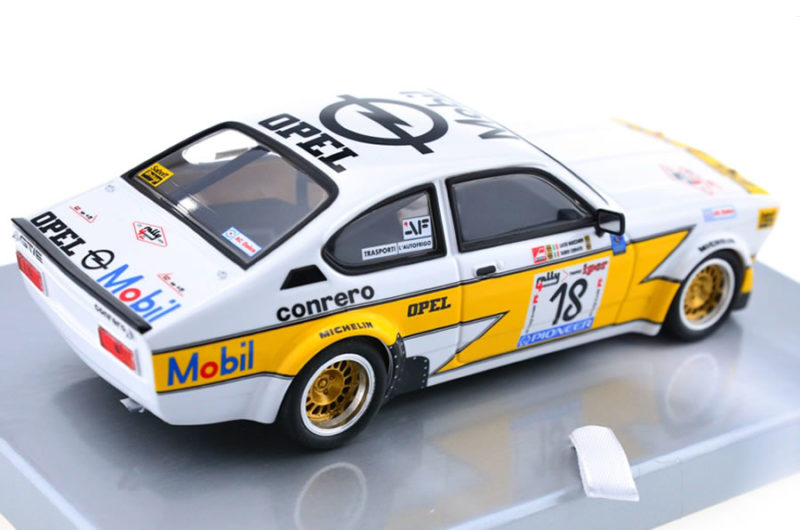 BRM109 – Opel Kadett GTE # 18-1